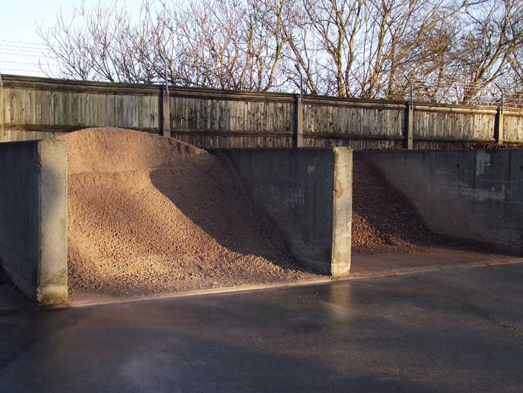 Grit sand for landscaping in Blackpool