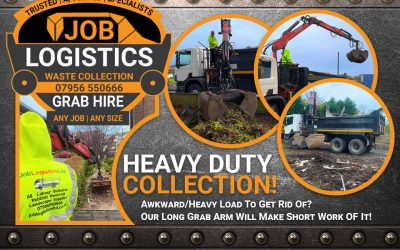 Heavy Duty Waste Collection.