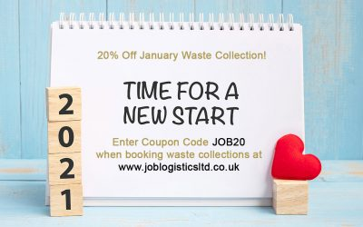 2021 Waste Collection January Sale!